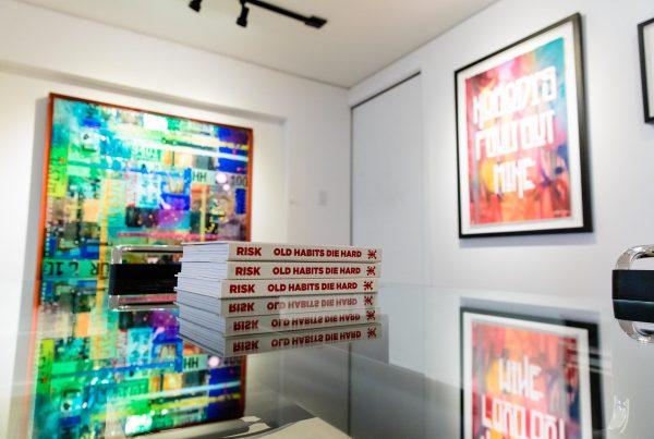 News, RISK, Taglialatella Galleries, Toronto, Exhibition, Old Habits Die Hard