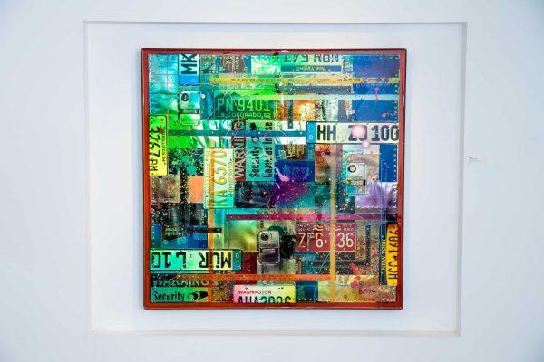 News, RISK, Taglialatella Galleries, Toronto, Exhibition, License Plates