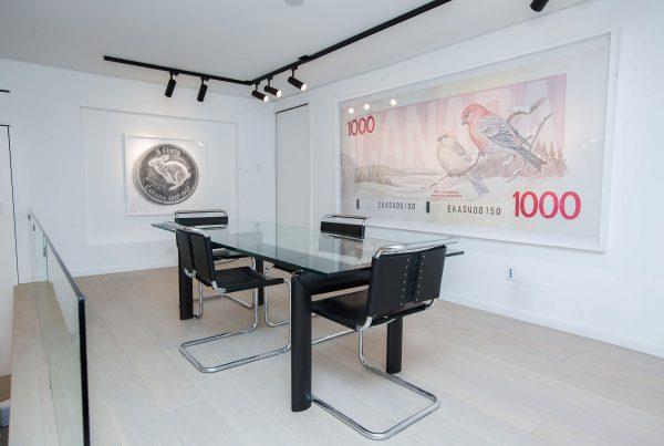 News, Peter Andrew Lusztyk, Taglialatella Galleries, Toronto, Exhibition, Five Cents, One Thousand