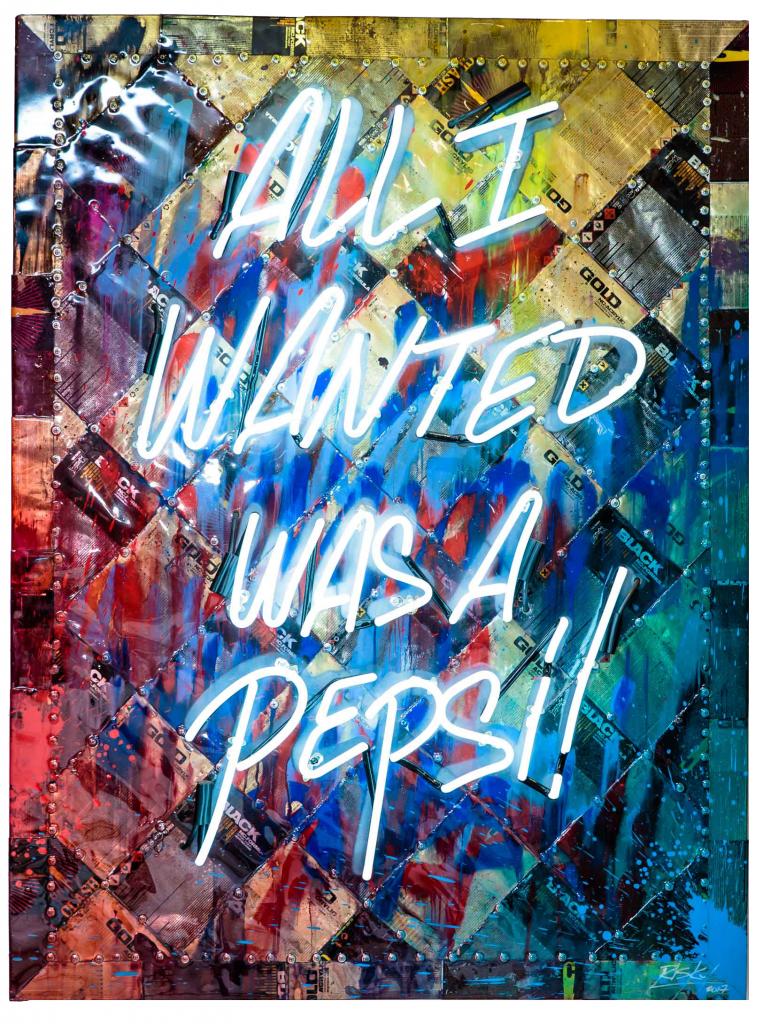 RISK, Pepsi (Neon)