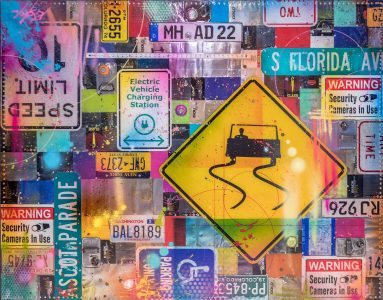 Risk, License Plates I
