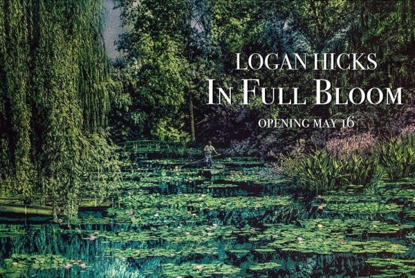 Logan Hicks, In Full Bloom, Press Release, News, Taglialatella Galleries, New York