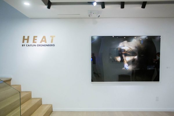 Caitlin Cronenbrg, Exhibition, Breakfast Television, Secret Party, HEAT, Taglialatella Galleries, Toronto