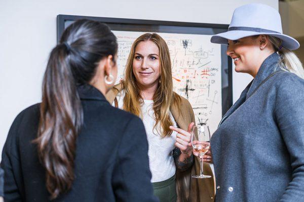 Un-Fancy, Erin Rothstein, Taglialatella Galleries, Toronto, Opening, Exhibition, Basquiat