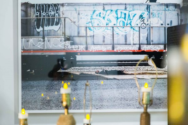 News, Caitlin Cronenberg, HEAT, Exhibition, Opening, Taglialatella Galleries, Toronto, Under Carriage