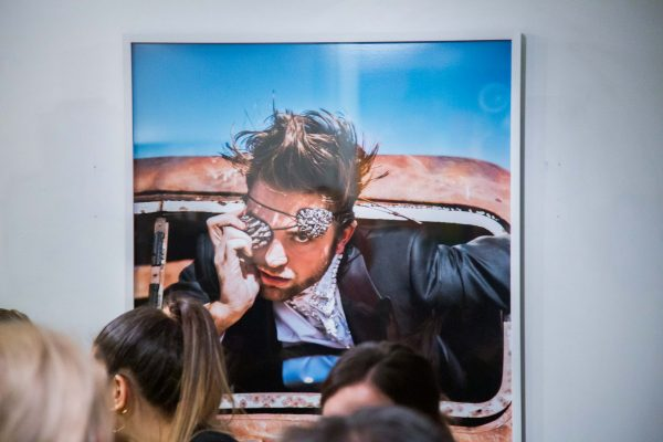 News, Caitlin Cronenberg, HEAT, Exhibition, Opening, Taglialatella Galleries, Toronto, Mad Max, Robert Pattinson