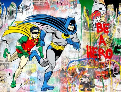 Brainwash, Batman & Robin
