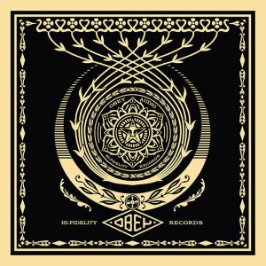 Shepard Fairey, Crescent, 50 Shades of Black Box Set