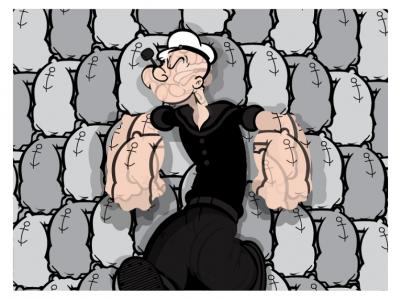 Jerkface, Strong to the Finish (Black Variant)