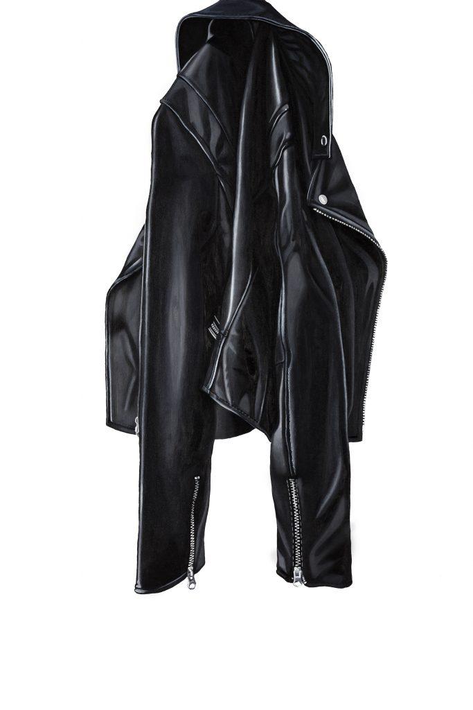 Erin Rothstein, Leather Jacket