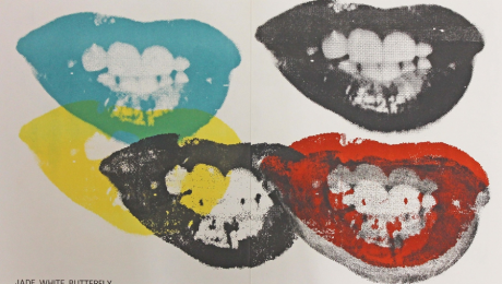 Andy Warhol, Marilyn Monroe I Love Your Kiss Forever Forever (FS.II.5)