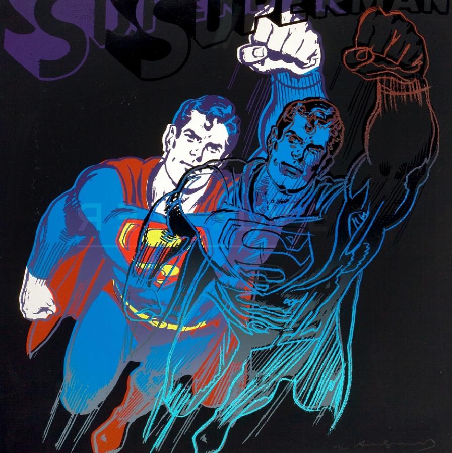Andy Warhol, Superman (FS.II 260)