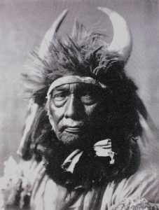 Russell Young, Bull Chief Apsaroke