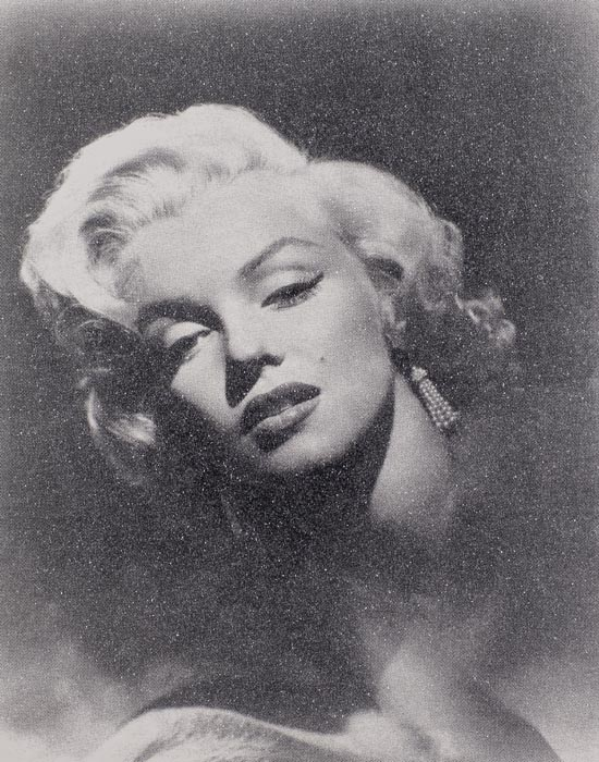 Russell Young, Marilyn Glamour