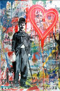 Brainwash, Charlie Chaplin