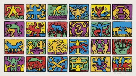 Keith Haring, Retrospect