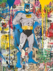 Mr. Brainwash, Batman