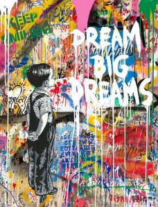Mr. Brainwash, Dream Big Dreams
