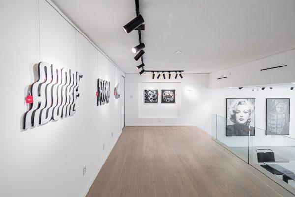 Taglialatella Galleries, Taglialatella Galleries - Toronto, Taglialatella Toronto, TAG, TAG Toronto, Ben Johnston, FOREVER FOREVER, Exhibition, Typography