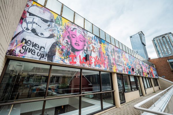 News, Yorkville Murals, Ink Entertainment, Taglialatella Galleries, TAG TO