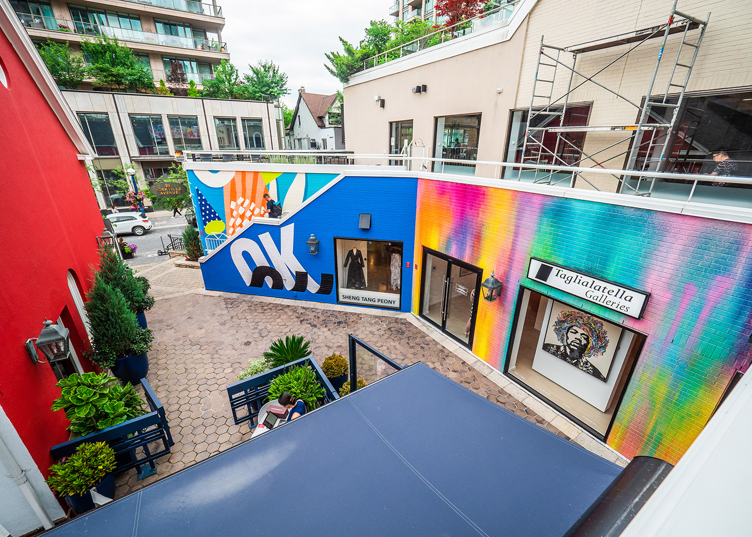 Did You Know About Yorkville Murals?