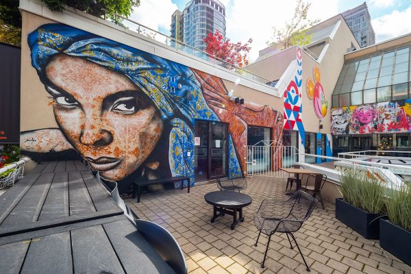 Yorkville Murals, Taglialatella Toronto, Ink Entertainment, TagTO, 2019