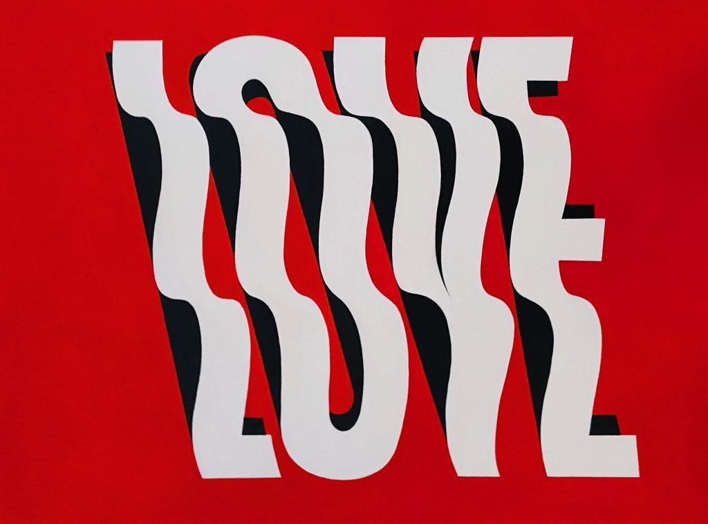Ben Johnston, LOVE, 2020