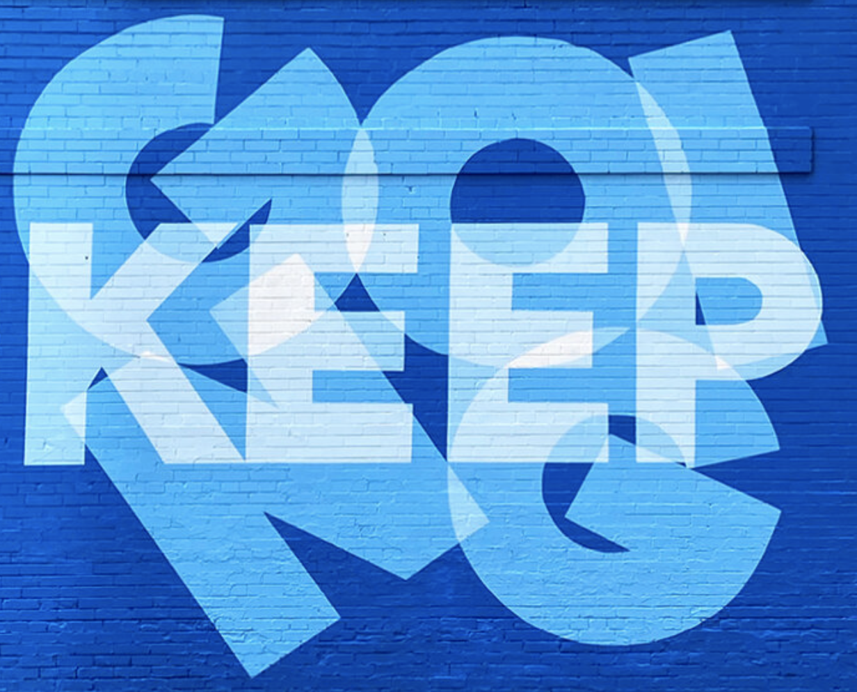 Keep Going, Ben Johnston x Trevor Wheatley